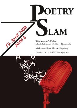 Poetry Slam in Krumbach