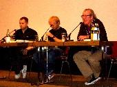 Gabriel Vetter, Jochen Schmidt und Armin Kratzert (v.l.n.r.)