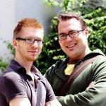 Jan-Peter Kuntoff und Horst Thieme