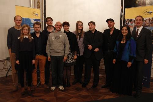 Die Preisträger des IBK Kunstförderpreises